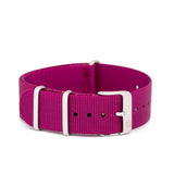 Plum Canvas Band