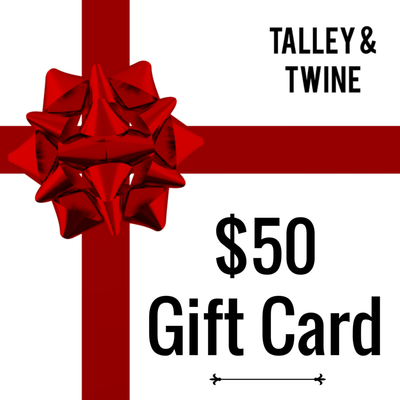 Gift Cards: $10 - $235 Available