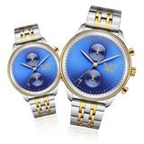 **PRE-ORDER!! SHIPPING BY DECEMBER 11th!!** His & Her Gift Set: Blue, Silver & Gold