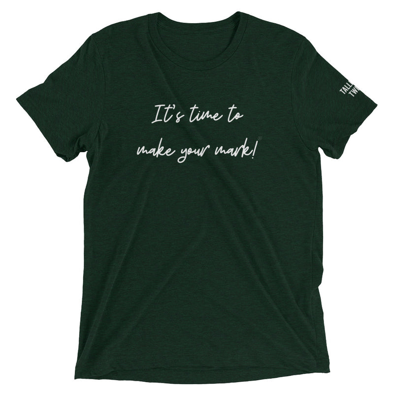 Unisex Talley & Twine Slogan T-Shirt