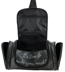 Talley & Twine Hanging Toiletry Bag - Black