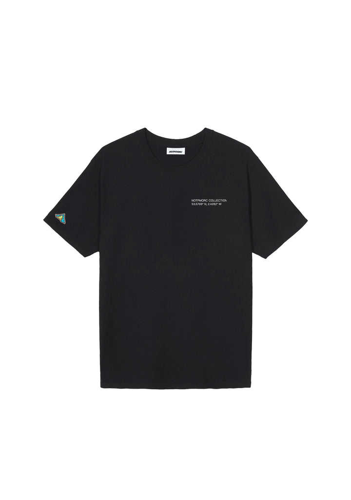 Notpmorc Collection Tee 7 Black