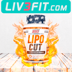 BIG LIPO CUT - Sinetrol® +  BioPerine® 90 CAPS - LIV3FIT
