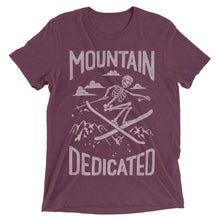 Load image into Gallery viewer, Skeleton Skier T-Shirt - Slope Mountain Gear