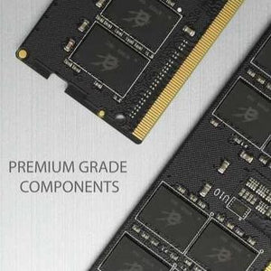 Adamanta 16GB (2x8GB) PC4-21300 SODIMM 1Rx8 CL19 1.2v for 2019 iMac & 2018 Mac Mini - Adamanta