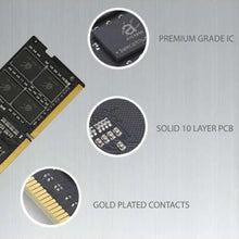 Load image into Gallery viewer, Adamanta 8GB PC4-17000 SODIMM 1Rx8 CL15 1.2v - Adamanta