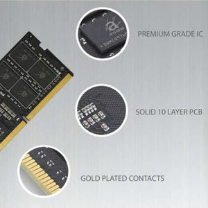 Adamanta 32GB (4x8GB) PC4-21300 SODIMM 1Rx8 CL19 1.2v for 2019 iMac - Adamanta