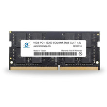 Load image into Gallery viewer, Adamanta 16GB (1x16GB) PC4-19200 SODIMM 2Rx8 CL17 1.2v for 2017 iMac - Adamanta