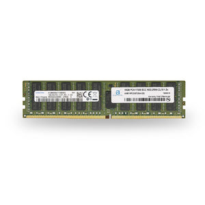 Samsung 16GB PC4-17000 ECC Registered 2Rx4 288-PIN CL15 1.2v M393A2G40DB0-CPB - Adamanta