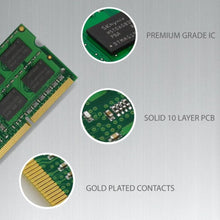 Load image into Gallery viewer, Adamanta 8GB PC3L-12800 SODIMM 2Rx8 CL11 1.35v - Adamanta