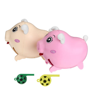 Kids Toys Animals Sound Induction Whistling Pig Electronic Pig Interactive Walking Electronic Toy
