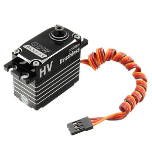 GDW BLS893 38KG HV Brushless Digital Large Torque Servo For RC Model