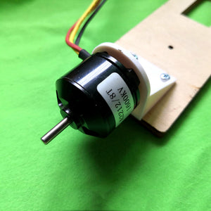 Universal 22 Series Brushless Motor Mount for RC Model Airplane Fixed Wing