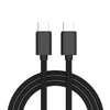 USB C to C 3A USB Type C Fast Charging Data Braided Cable Charger Cord