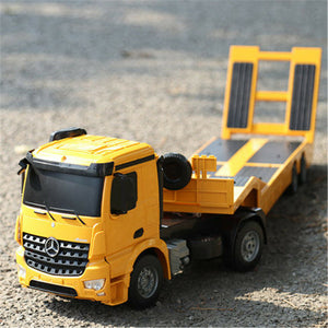 Double Eagle E562-003 1/20 2.4G RC Trailer Tow Truck Enginnering Construction Model