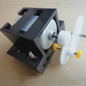 Reduction Gear Box C1 DIY Technology Gear Motor Toys Modle