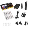 D3017 Complete Tattoo Kit Motor Pen Machine Tattoo Machine Color Inks Power Supply Needles