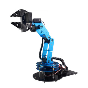 DIY 6DOF Robot Arm 51 Microcontroller Mechanical arm With Claw Holder Digital Servo