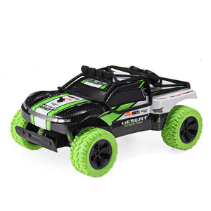DC727A 1/16 2.4G Short Course RC Car High Speed Off-road Vehicle Models
