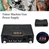 Professional US D-ollar Shape Body Art Tattoo Machine Tattoo Pen Manual Machine Fog Tattoo Coil Machine Tattoos Tattoo Equipment (tube Not Including)