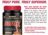 ALLMAX IsoFlex Orange Dreamsicle 2LB