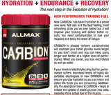 ALLMAX Carbion+ Pineapple Mango 870G