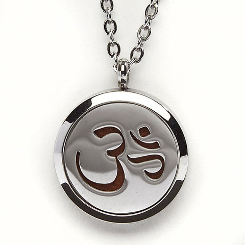 T-Zone Asian Locket Essential Oil Necklace