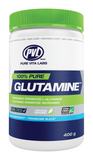 PVL L-Glutamine Blue Raspberry 400G
