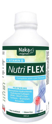 Naka NutriFlex with Vitamin D 500ML