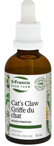 St. Francis Cat's Claw 50ML