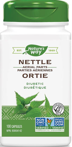 Nature's Way Nettle Leaf 100 Capsules