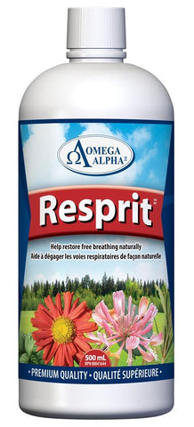 Omega Alpha Respirit 500ML