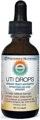 Preferred Nutrition UTI Drops 55ML
