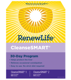 Renew Life CleanseSmart 30 Day Whole Body Cleanse