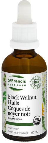 St. Francis Black Walnut Hulls 50ML