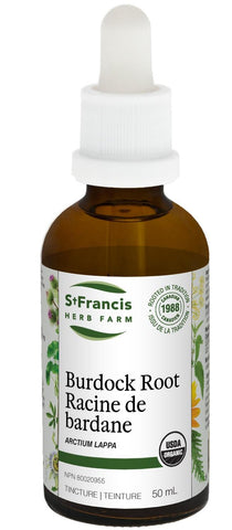 St. Francis Burdock Root 50ML
