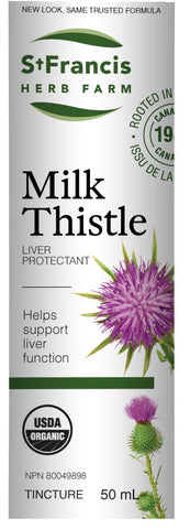 St. Francis Milk Thistle 50ML