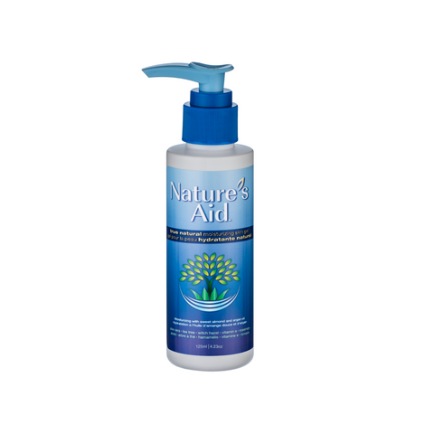 Nature's Aid True Natural Skin Gel 125ML