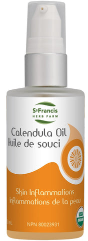 St. Francis Calendula Oil 50ML