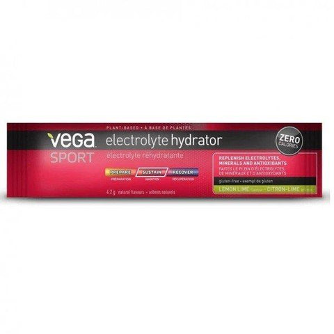 Vega Electrolyte Hydrator Lemon 4G Packet