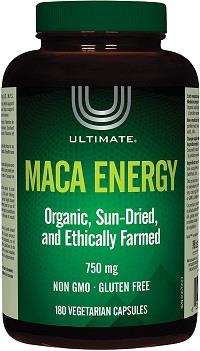 Brad King Maca Energy 180 V Cap