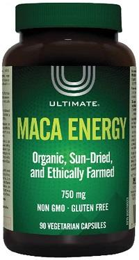 Brad King Maca Energy 90 V Cap