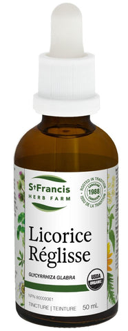 St. Francis Licorice Root 50ML