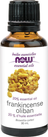 NOW Frankincense 20% Diluted Oil 30ML