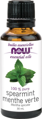 NOW Spearmint Oil 30ML