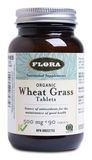 Flora Organic Wheatgrass 360 Tablets