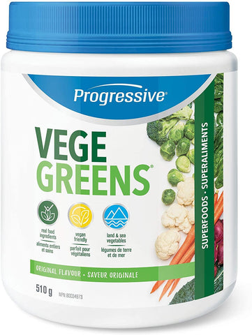 Progressive Vegegreens Natural Flavor 510G