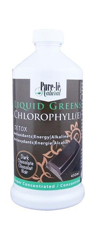 Pure-Le Chlorophyll Chocolate 450ML