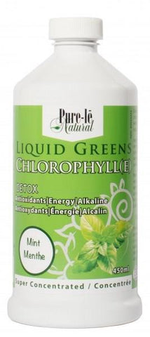 Pure-Le Chlorophyll Mint 450ML