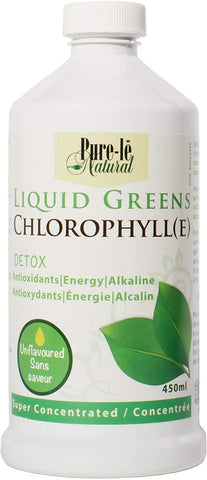 Pure-Le Chlorophyll Unflavored 450ML